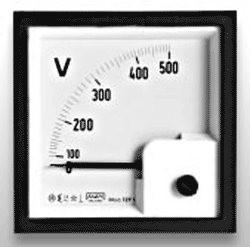 Voltmetro 500V