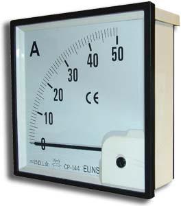 Amperometro analogico diretto scala 0-40 Ampere