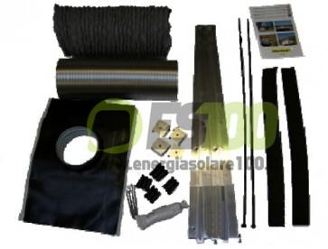 Kit Montaggio su Tetto dei Collettori Solari SVI20/SVI30 Tipo2