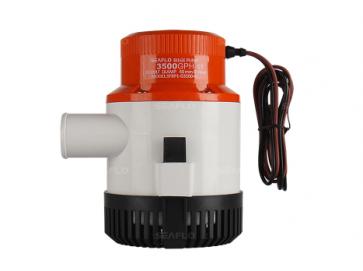 Pompa sommergibile di sentina  12V  3500GPH serie SF