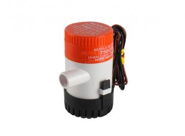 Pompa di sentina 12V 750GPH SeaFlo 35l/m 2101/h