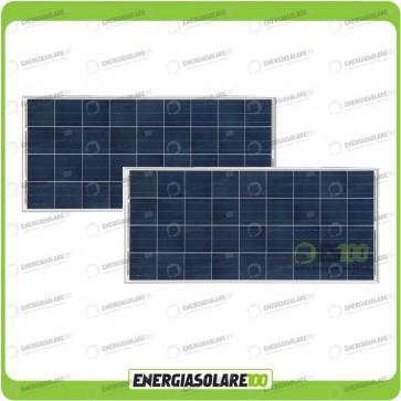 Stock 2 Pannelli Solari 150W 12V