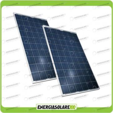 Stock 2 Pannelli Solari 200W 12V