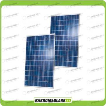 Stock 2 Pannelli Solari 250W 24V Europeo