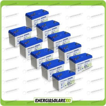 Stock 10 Batterie UCG100 10560Wh