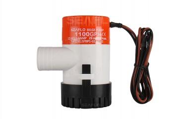 Pompa di sentina 24V 1100GPH serie SF