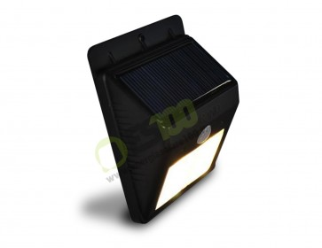 Faretto Solare a Led Mini da Esterno con Sensore di Movimento