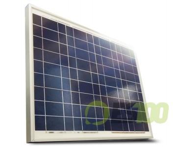 Pannello Solare Fotovoltaico Sunergy 60W 12V policristallino