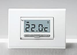 Termostato Digitale a Incasso TA350 regolazione temperatura casa