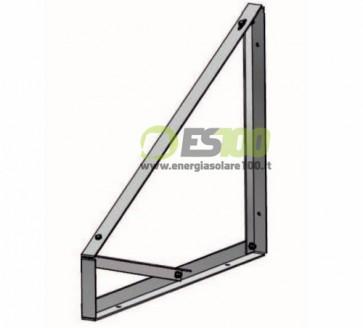 Supporto Triangolare 30° Verticale senza Zavorra TL101.30 (Default)