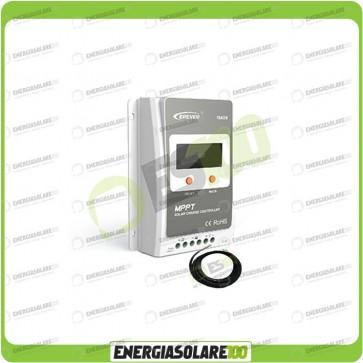 Kit Regolatore di Carica Epsolar Tracer Serie A 30A 12-24V 100Voc con Sensore di Temperatura