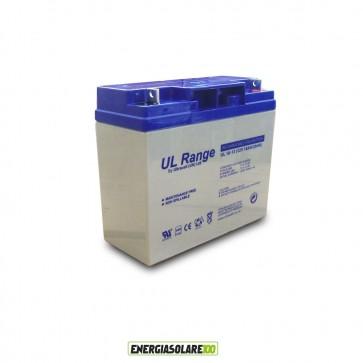 Batteria Ultracell 18AH 12V serie UL