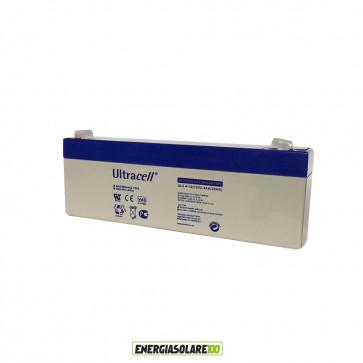 Batteria Ultracell 2.4Ah 12V Serie UL
