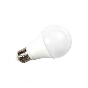 Lampadina a Bulbo LED 10W 60A a Luce Naturale in materiale Termoplastico