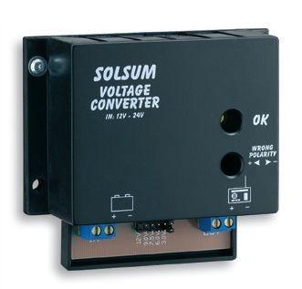 Convertitore di tensione Steca Solsum 3-6-7,5-9-12 V