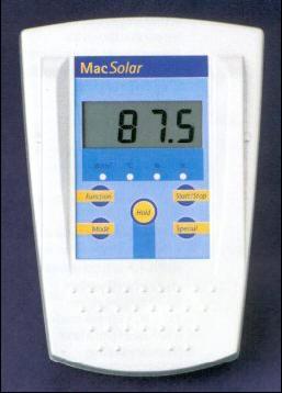 Solarimetro per impianti solari
