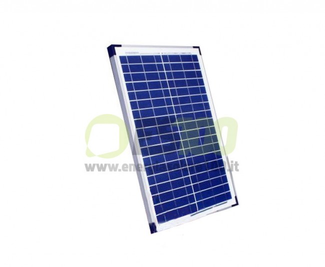 Kit fotovoltaico per l illuminazione esterna con faro led w