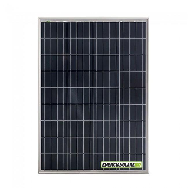 Regolatore Di Carica Pannello Solare 100w : Kit solare fotovoltaico w v regolatore pwm a