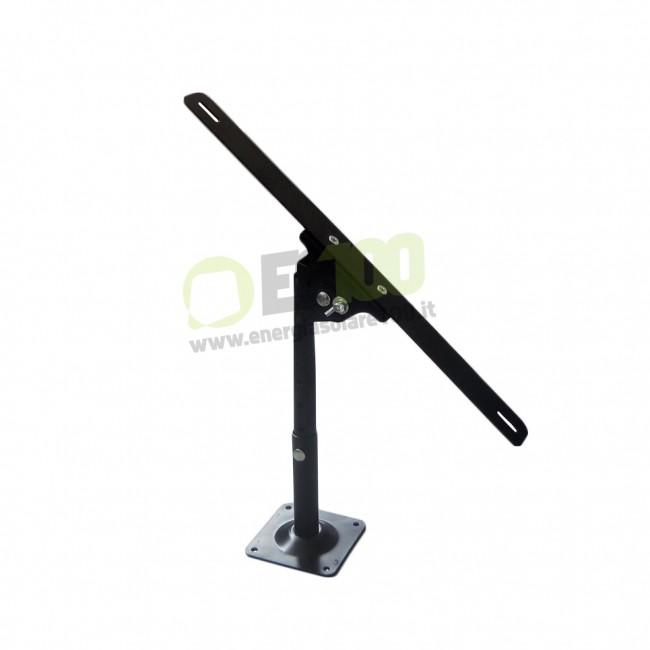Kit Pannello Solare Con Regolatore Di Carica : Kit pannello solare w con regolatore di carica e