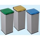 Bidoni 4'OTTO raccolta differenziata Colore Verde