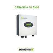 Inverter di Connessione a Rete Growatt 2000-S 2000W Certificato CEI 0-21 per impianto fotovoltaico