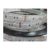 5 METRI STRISCIA 300 LED 5050 SMD RGB LUCE RGB ROSSO VERDE BLU PER IMMERSIONE IP68 12 V DC PREMIUM