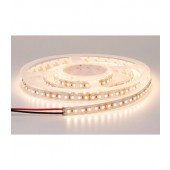 5 METRI STRISCIA 600 LED 2835 SMD PER INTERNO IP20 24 V DC PREMIUM SERIES