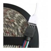 KIT STRIP LED 5050 IP65 RGB + ALIMENTATORE + CONTROLLER