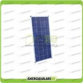 Pannello Solare Fotovoltaico 150W 12V Policristallino serie EJ