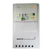 Regolatore di carica MPPT Tracer 40A 12/24V (100 Voc ) timer