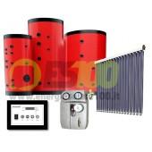 Kit FOR-CMU Collett.Sottov 13.5m + 500L Serbatoio Doppio + Acces