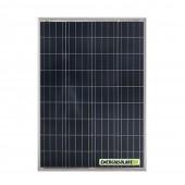 Pannello Solare Fotovoltaico 100W 12V - energiasolare100.com