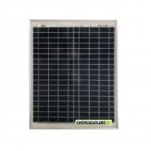 Pannello Solare Fotovoltaico 20W Policristallino Serie NX Camper Nautica