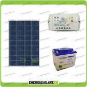 Kit Solare Allarme 12volt NX80P