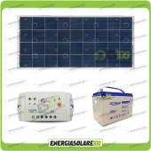 Kit Solare Allarme 12volt NX150P