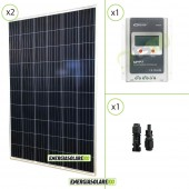 Kit Starter Pannello Solare Fotovoltaico 560W 12V Regolatore di carica 40A MPPT 100Voc