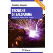 """Libro """" Tecniche di Saldatura"""" di Massimo Cassano"""