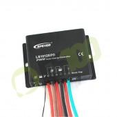 Regolatore di Carica 10A 12/24V EpSolar ideale per esterni IP67