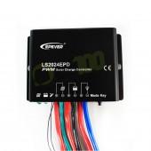 Regolatore di Carica 20A 12/24V EpSolar ideale per esterni IP67
