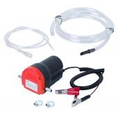 Pompa aspirazione olio Motore 12V - 5A PRKGPHL12  RIBITECH - Linea Bricolage