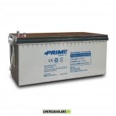 Batteria Solare AGM PCA 200ah Deep Cycle