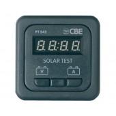 Display touch CBE PT542G per Regolatore di carica PRS240, contollo tensione e corrente batterie