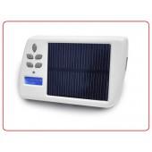 SunnyMusic caricabatteria solare con lettore mp3 integrato USB