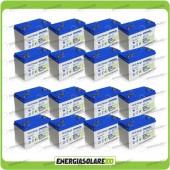 Stock 16 Batterie UCG100 16896Wh