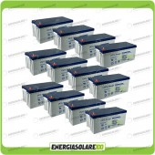 Stock 12 Batterie UCG200 23040Wh
