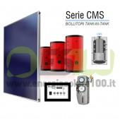 Kit FOR-CMS Pannello Piano 10m + 500L Serbatoio Doppio + Acces