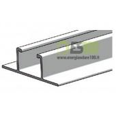 Profilo Longherone in Alluminio H24 Barra 3.15mt TLPS4568.315