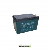 Batteria AGM Ermetica Deep Cycle 15Ah 12V per Veicoli Elettrici e Piccoli Impianti Fotovoltaici