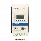 Regolatore di carica MPPT TRIRON4210N 40A 12V 24V + DISPLAY DS2+ interfaccia UCS