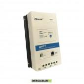 Regolatore di carica MPPT TRIRON4210N 40A 12V 24V + DISPLAY DB1+ interfaccia RCS